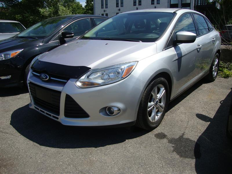 2012 Ford Focus 4dr Sdn SE #S0000020