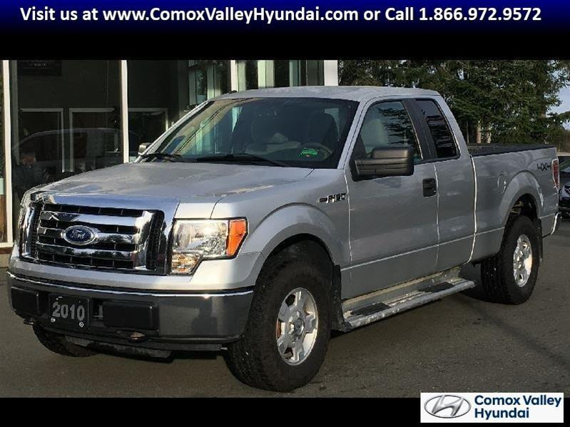 2010 Ford F-150 XLT Supercab 4WD #PH1123