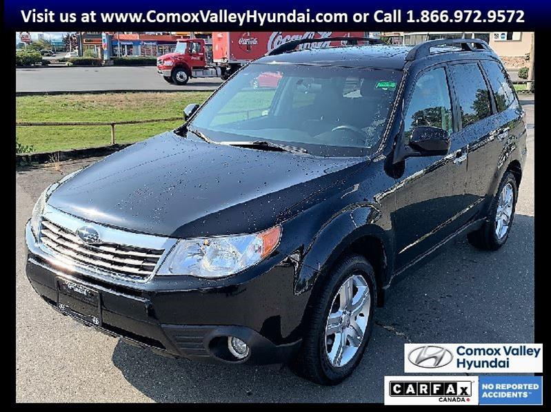 2010 Subaru Forester 2.5X Limited at #PH1119