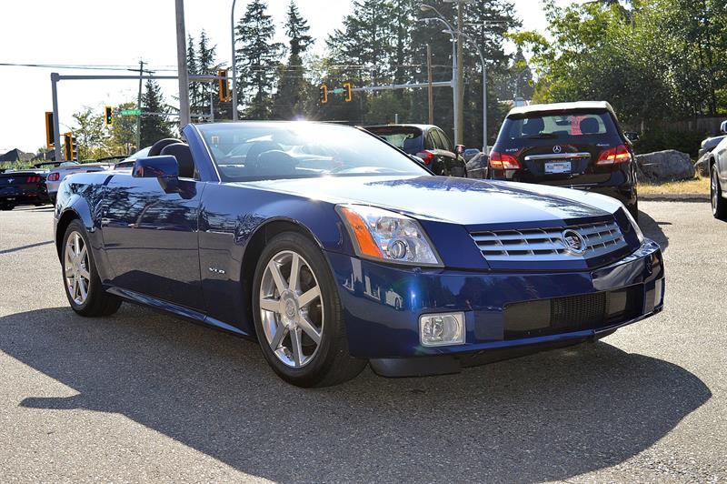 2004 Cadillac XLR Convertible / ONLY 25K / V8 Northstar #CWL9195M