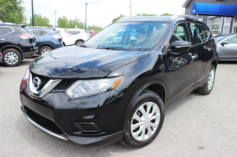 Nissan Rogue 2014 AWD S  #5226