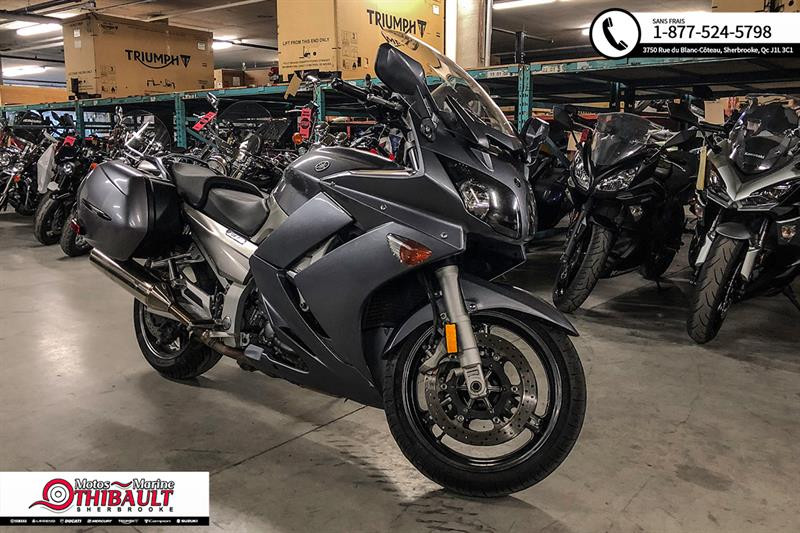 Yamaha FJR1300AE 2006