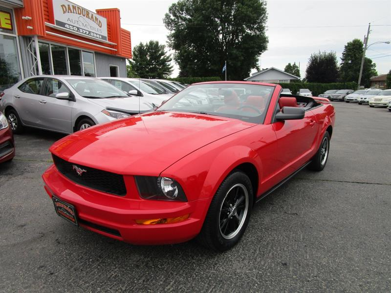 Ford Mustang 2005 2dr Conv #2551A