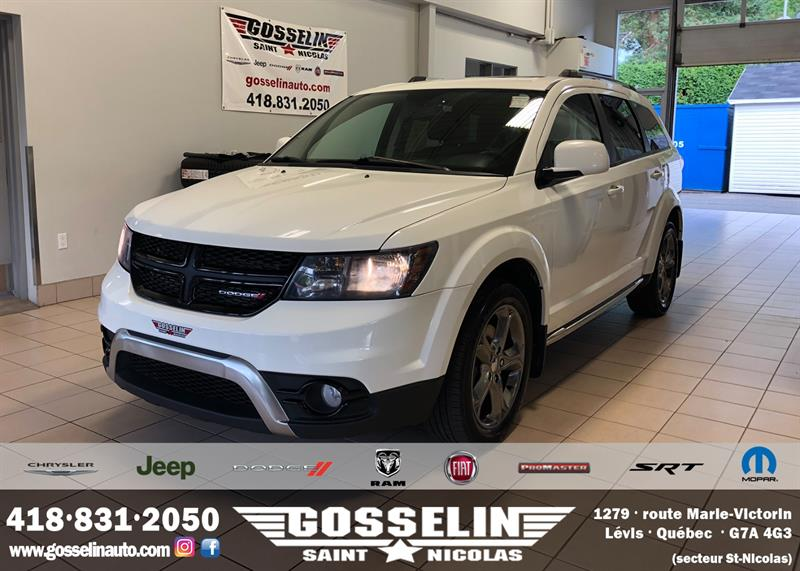 Dodge Journey 2017 AWD 4dr Crossroad #7731B