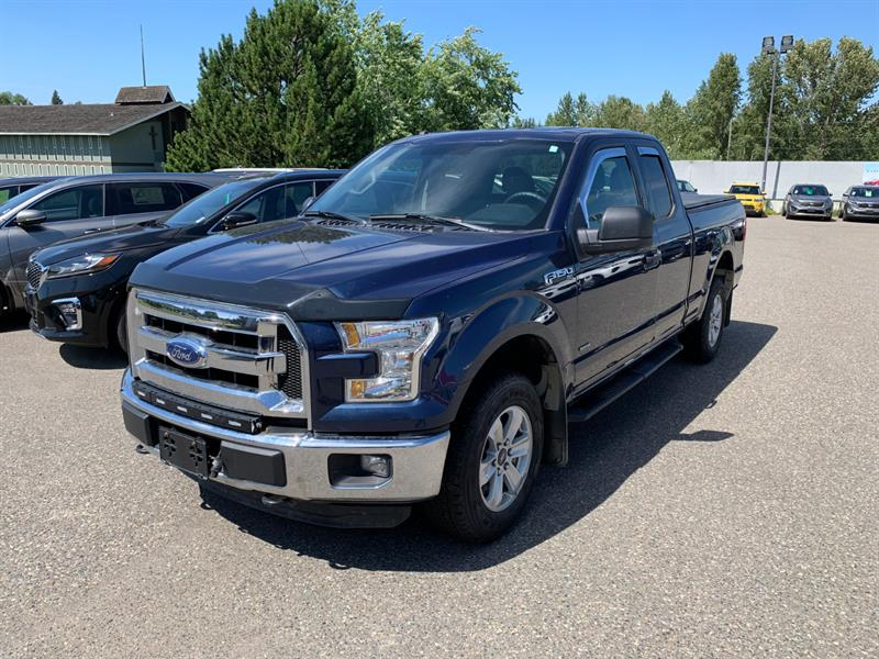 2016 Ford F-150 4WD SuperCab 145 #19124A