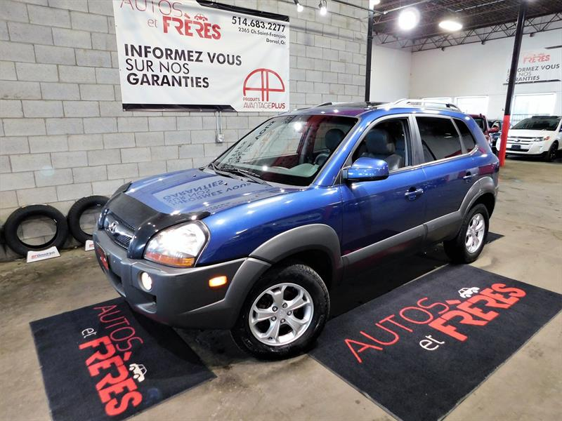 Hyundai Tucson 2009 Limited V6 Auto #852