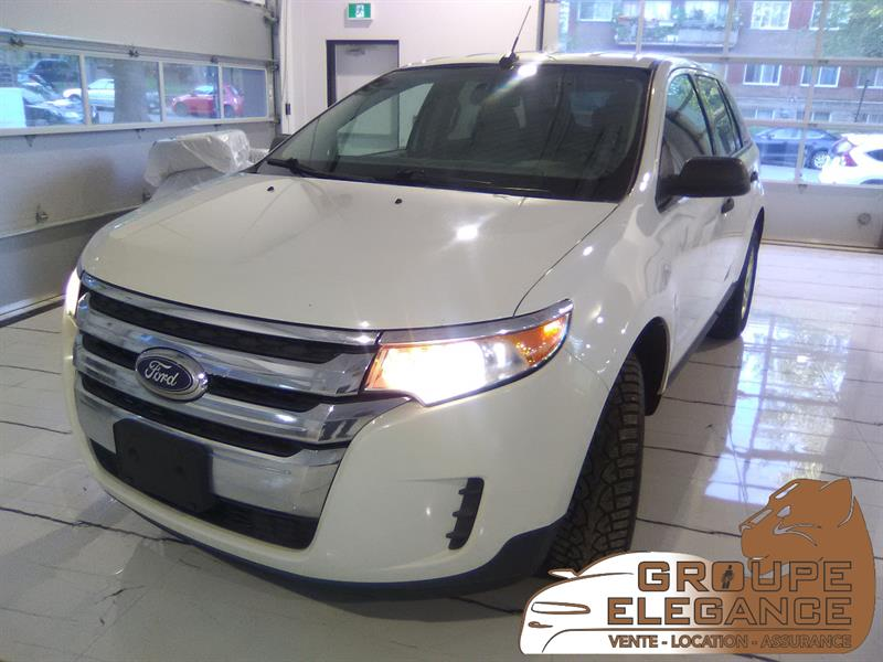 2013 Ford EDGE FWD 4dr SE #BA49667