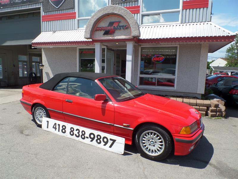 BMW 3 Series 1995 Convertible 318i  #C85181