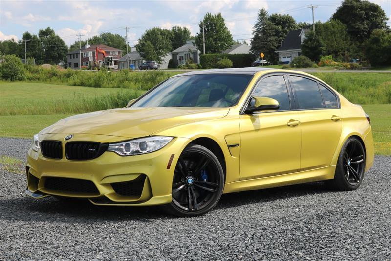 BMW M3 2015 #161198 E