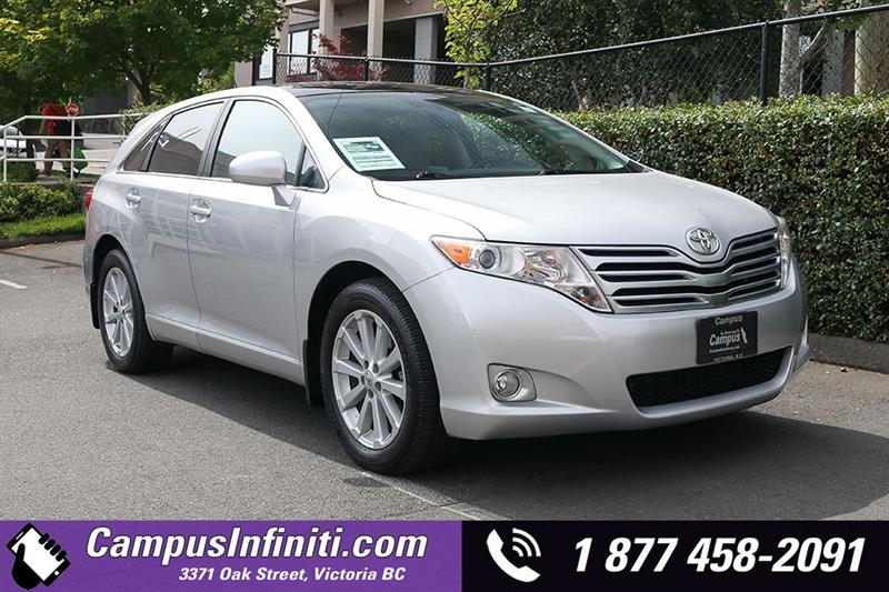 2010 Toyota Venza | Base | AWD w/ Power Tailgate #19-QX6008A