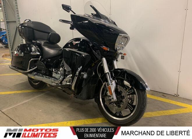 Victory Motorcycles Cross Country Tour 2012