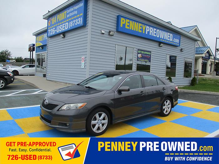 2009 Toyota Camry SE #36659A
