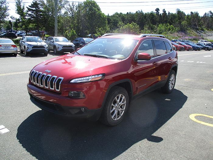 2015 Jeep Cherokee #36954A