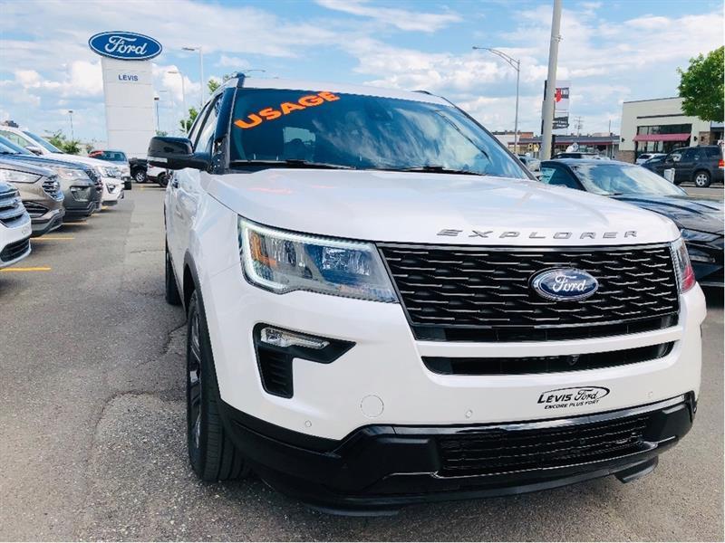 Ford Explorer 2018 SPORT FULL #10244F
