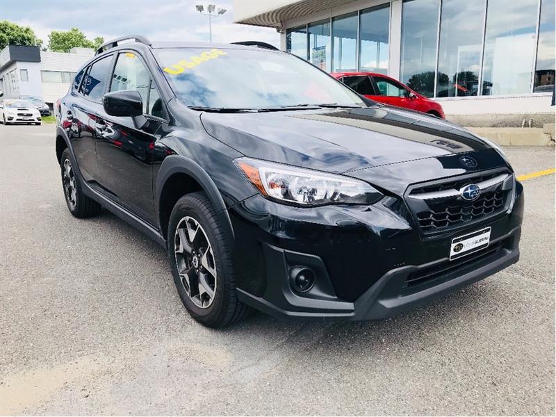 Subaru Crosstrek 2018 Convenience #16072a