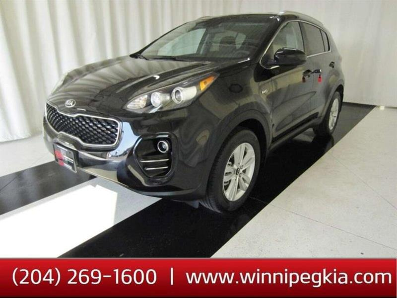 2018 Kia Sportage LX AWD *Demo - Reduced To Sell Fast!* #18SP396