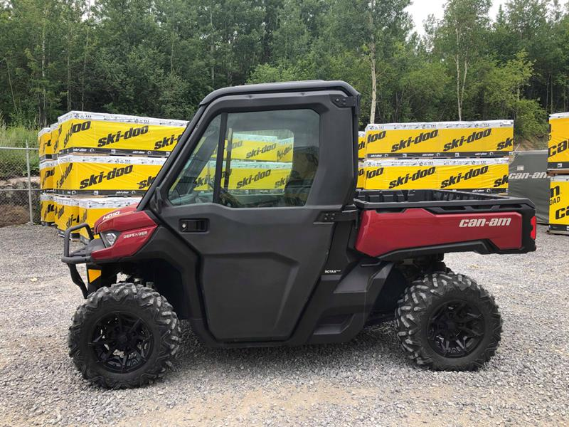 Can-am Defender HD10 2016