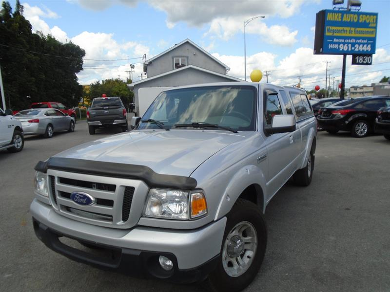 Ford Ranger 2010 2WD SuperCab 126