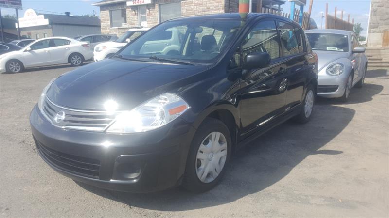 Nissan Versa 2011 S #559