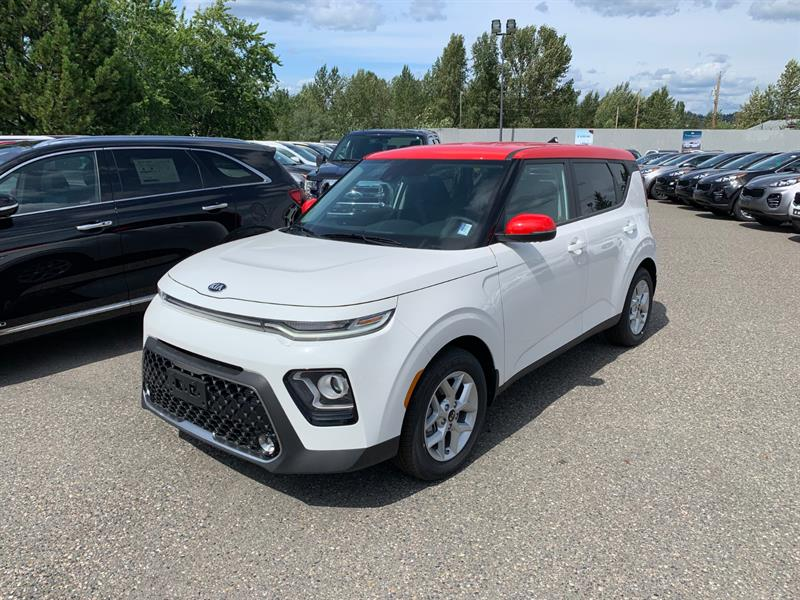 2020 Kia Soul BASE #PG11623-NEW