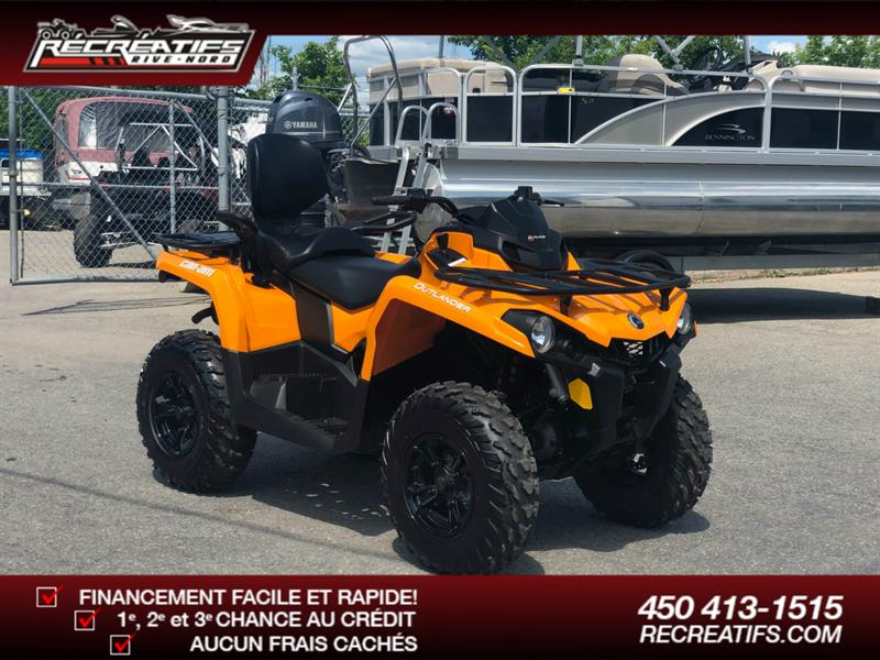 Can-am Outlander Max 450 2019