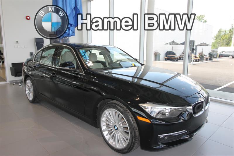 BMW 3 Series 2015 4dr Sdn 320i xDrive AWD #U19-159