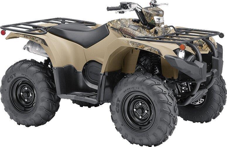 Yamaha KODIAK 450 DAE 2020