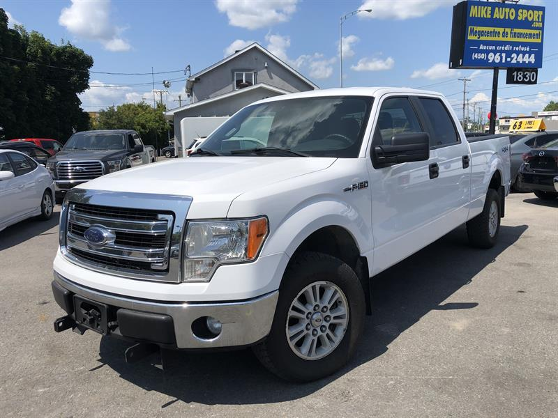 Ford F-150 2014 4WD SuperCrew #17-295