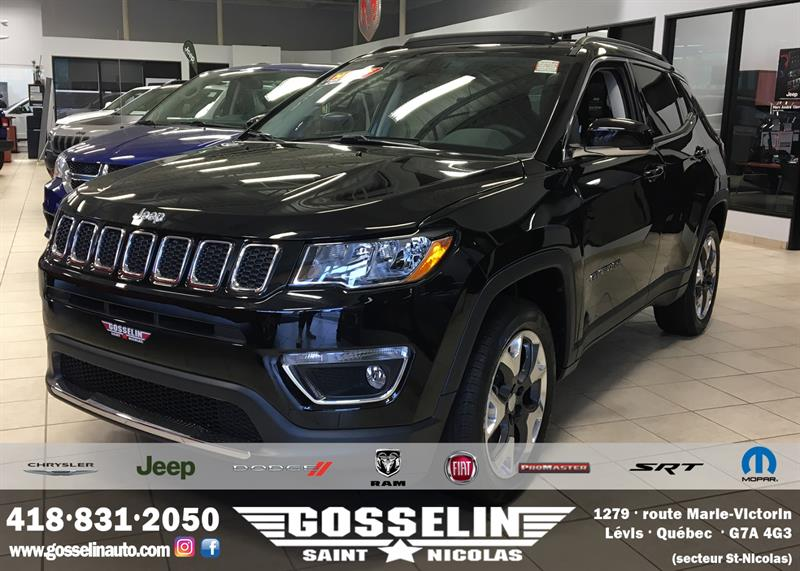 Jeep Compass 2018 Limited 4x4 #J4739