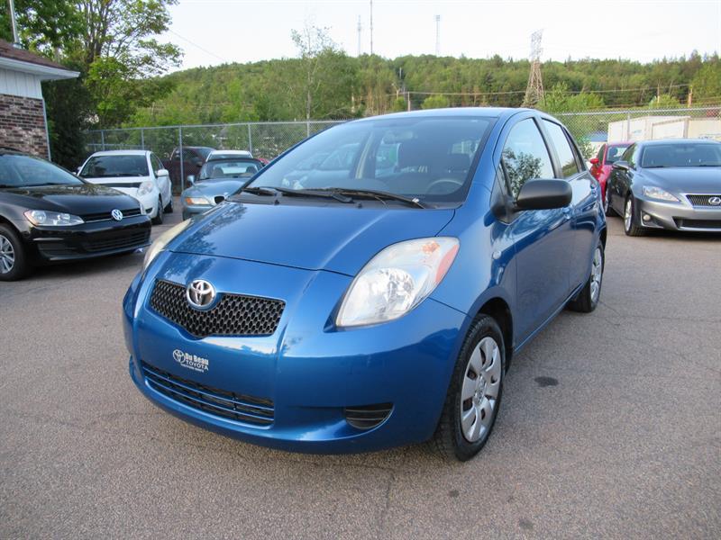 Toyota Yaris 2008 LE Hatchback #19-333