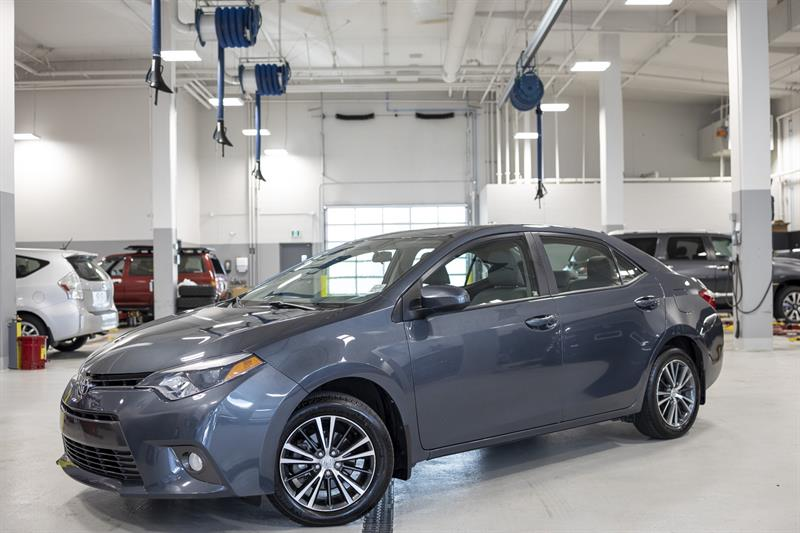 2016 Toyota Corolla LE Upgrade Package #P6938T