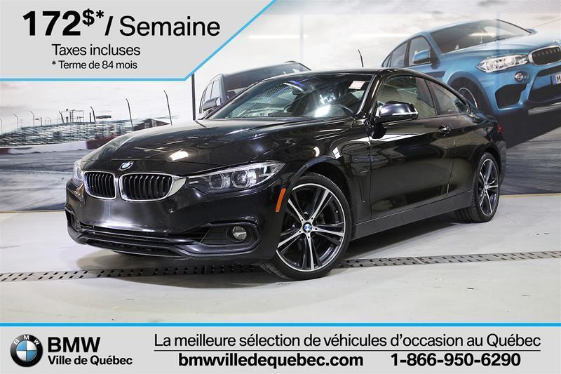 BMW 430i 2018 xDrive Coupe #21948A