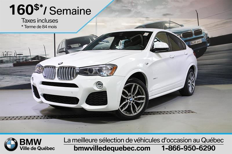 BMW X4 2017 xDrive28i #U5429
