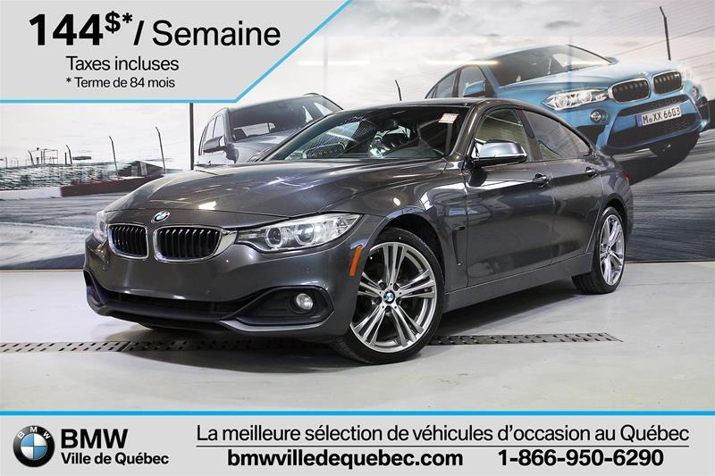BMW 430i 2017 xDrive Gran Coupe #U5372