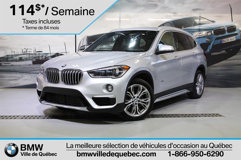 BMW X1 2017 xDrive28i #U5389