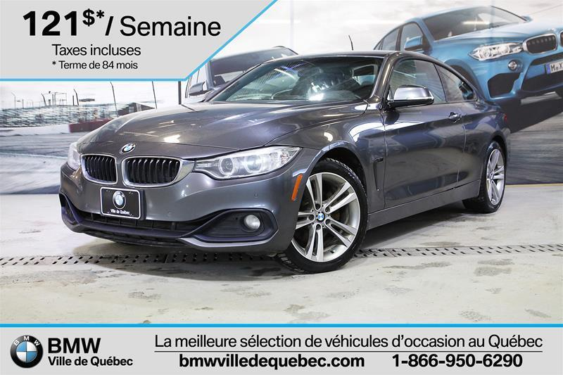 BMW 430i 2017 xDrive Coupe #U5180