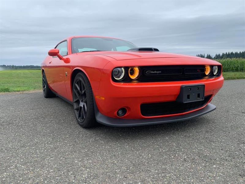 2017 Dodge Challenger R/T 392 #S618303a