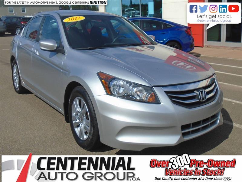 2012 Honda Accord Sedan SE | Cruise Control | Bluetooth |  #9805A