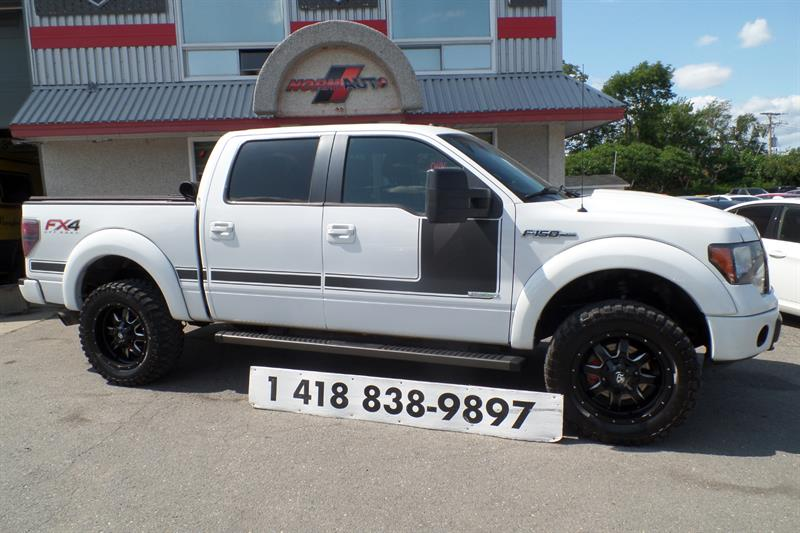 Ford F-150 2012 FX-4 4WD SuperCrew #A90281
