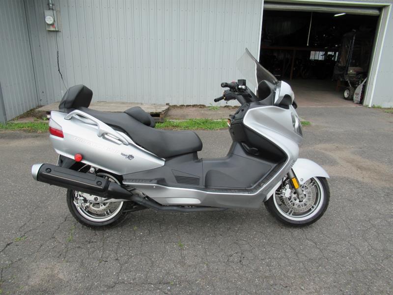 Suzuki AN650 2005
