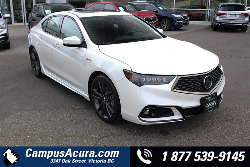 2020 Acura TLX Tech A-Spec Sedan #D20-4011