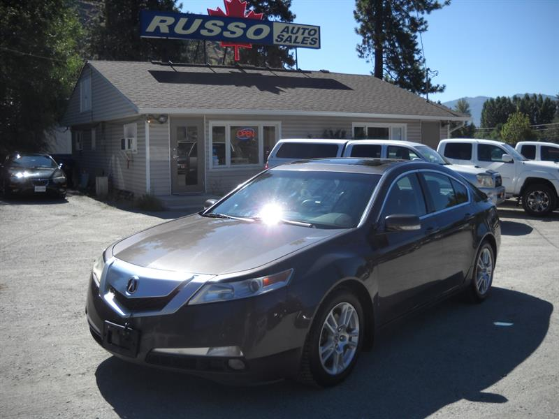 2010 Acura TL ONLY 140  Kms #A8046