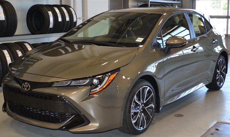 2019 Toyota Corolla Hatchback SE Upgrade #K44566