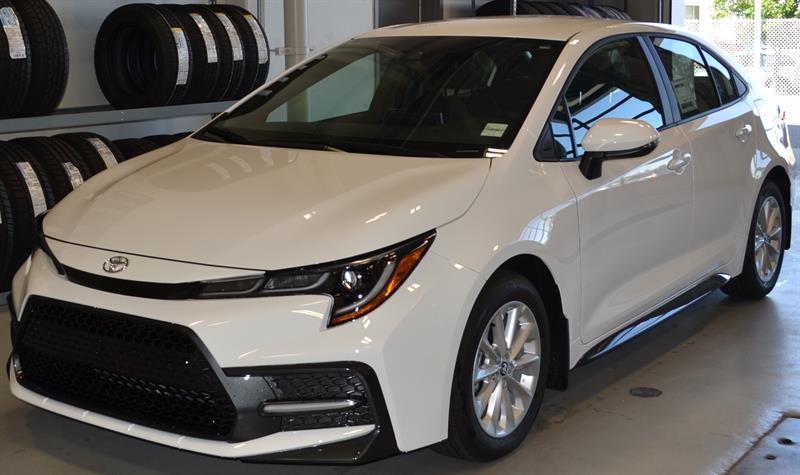 2020 Toyota Corolla SE CVT #B41484