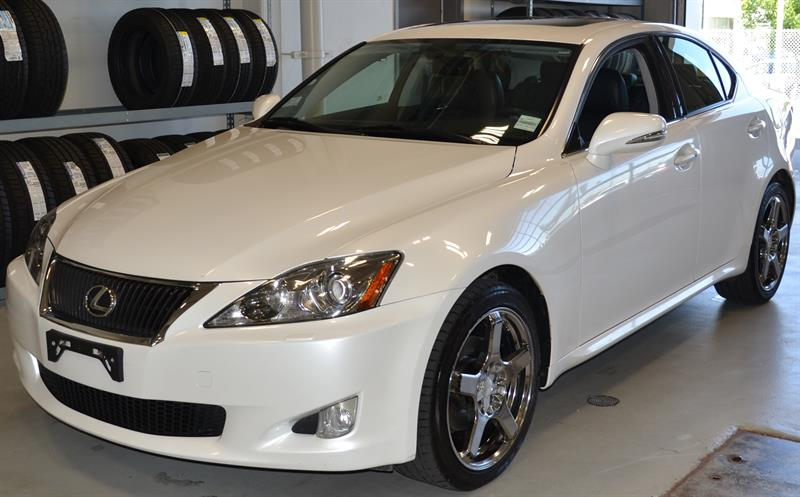 2010 Lexus IS 250 Base AWD #BU6069A