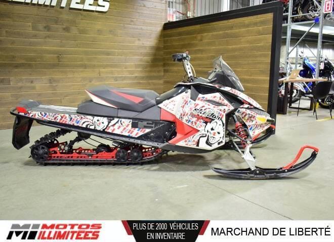 Ski-Doo MX-Z X 800R E-TEC 2011