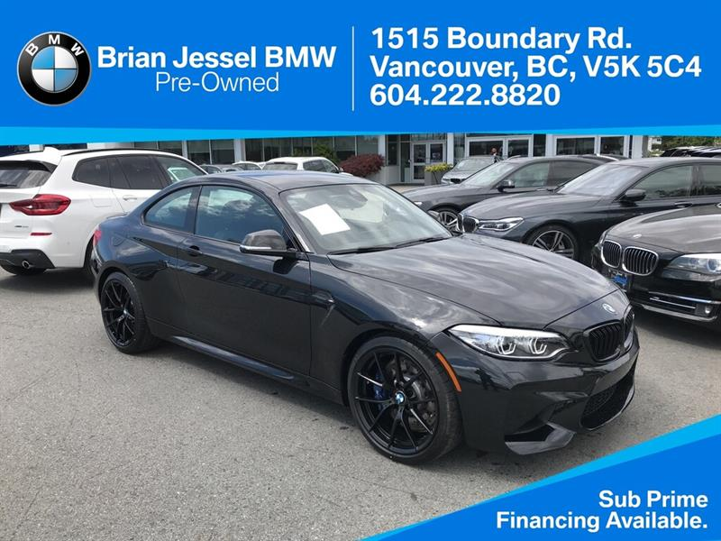 used Bmw M2 for sale in Vancouver - Brian Jessel BMW