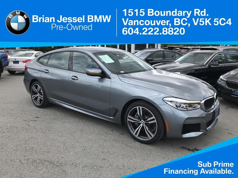 2018 BMW 6 Series - Premium Pkg - #BP8244