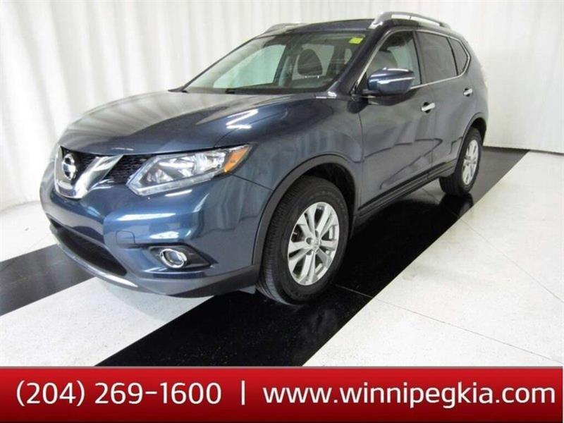 2015 Nissan Rogue SV *Accident Free!* #15NR60378