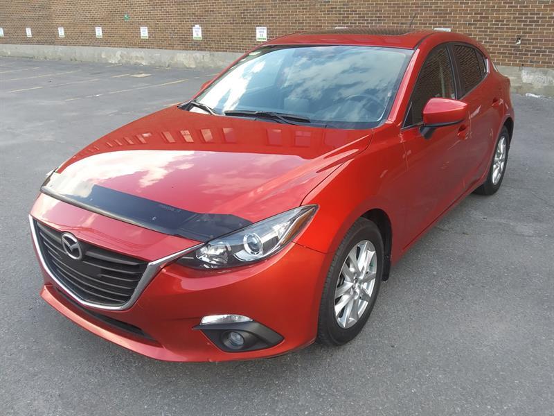 Mazda Mazda3 2014 HB GS-SKY *TOIT + GPS + CAM + DÉMARREUR* #581
